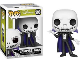 Funko Pop Disney Nbc S6 Vampire Jack 598