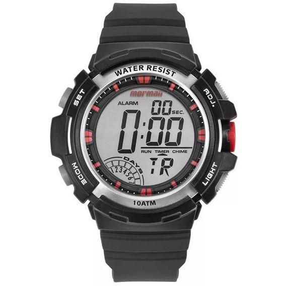 Relógio Mormaii Masculino Mo8902ac/8l C/ Garantia E Nf