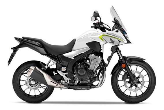 Moto Honda Cb 500 X 0km 2019 Blanco