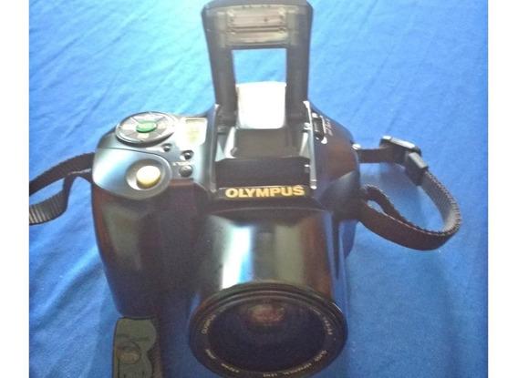 Máquina Fotográfica Olympus De Filme