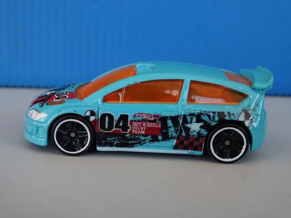 Citroen C4 Rally 04 - Hot Wheels - 1:64 Loose