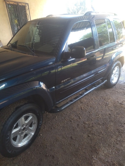 Jeep Liberty Renegade Piel Cd Abs 4x4 At 2004
