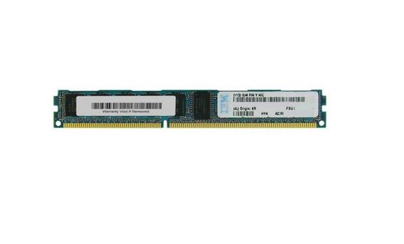 Ibm 4gb Ddr3l 10600 Rdimm 1333 Ecc Vlp Blade Hs23 Y Hx5