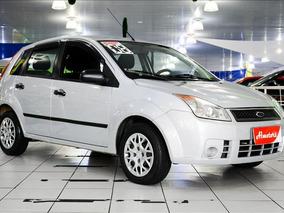 Ford Fiesta 1.0 Fly Flex 2008 Aceito Troca E Financio