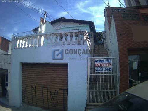 Imagem 1 de 2 de Venda Sobrado Sao Bernardo Do Campo Vila Euro Ref: 141581 - 1033-1-141581