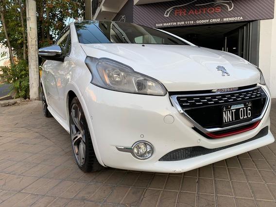 Peugeot 208 2014 1.6 Gti