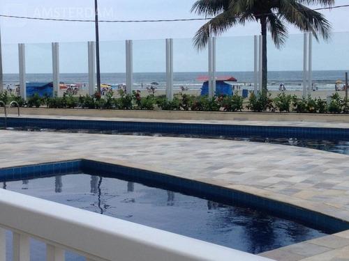 Apartamento Frente Ao Mar A Venda Em Bertioga - Ap00177 - 67758642