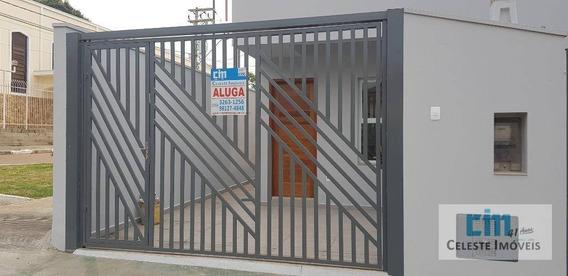 Sobrado Com 2 Dormitórios Para Alugar, 50 M² Por R$ 900,00/mês - Centro - Iperó/sp - So0086
