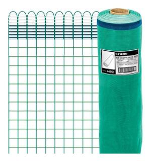 Malla Mosquitera Plástica 075 X 30 M Verde Fiero 44951