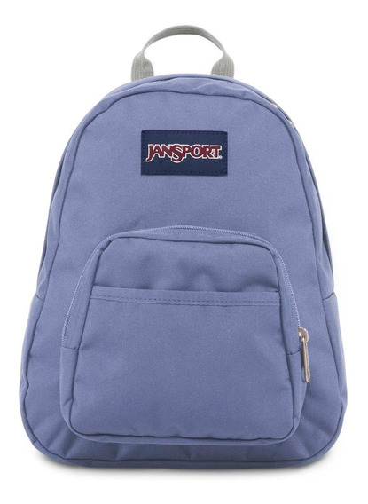 Mochila Jansport Half Pint Bleached Denim Js00 Tdh6-0gx