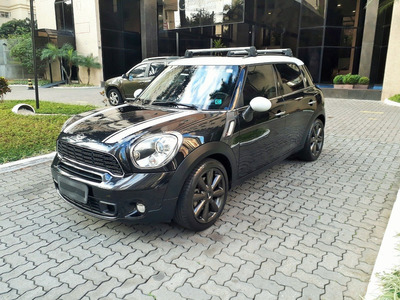 Mini Countryman 1.6 S Turbo 2013 Blindado