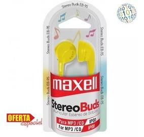 Gadgetfacil - Fone De Ouvido Maxell Eb-95 *original*