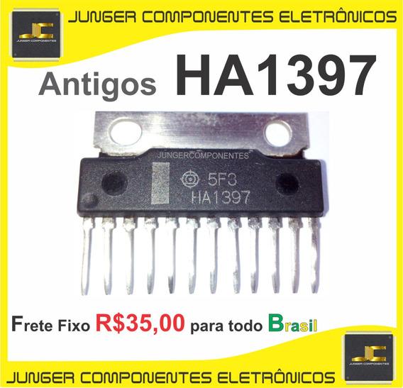 Ha1397 - Ha 1397 Antigos Original Hitachi - Kit Com 3 Peças