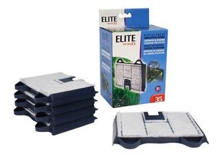Repuesto Cartucho Carbon Filtro Elite 35 Cascada Acuario A83