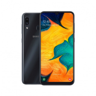 Samsung Galaxy A30 3gb/ 32gb /color Negro En Arequipa!!