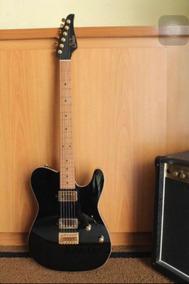 Guitarra Suhr Custom T Black Beauty
