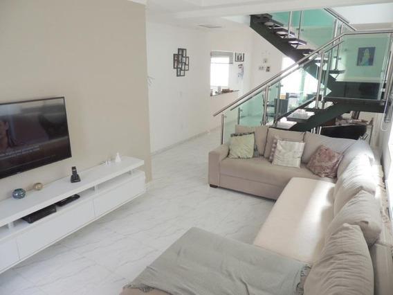 Casa Em Condomínio Para Venda Em São José Dos Campos, Urbanova, 3 Dormitórios, 1 Suíte, 4 Banheiros, 2 Vagas - Ca34_1-986288