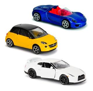 3 Autos - Street Cars Majorette - Simba