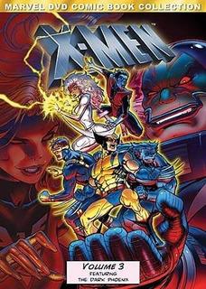 Dvd : Marvel X-men: Volume 3 (dvd)