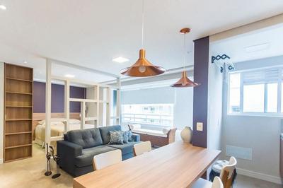Loft Em Vila Anglo Brasileira, São Paulo/sp De 43m² 1 Quartos À Venda Por R$ 660.000,00 - Lf164142