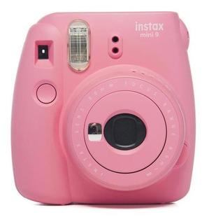 Cámara Fujifilm Instax Mini 9 Rosa Pm-2831973