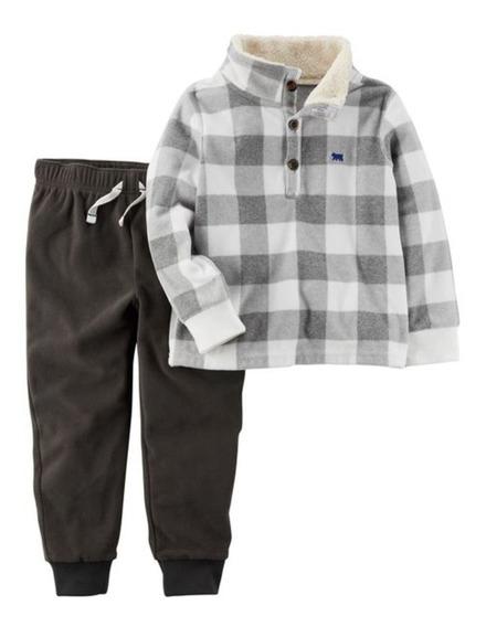 Cj Carters Fleece Inverno Menino De Rn A 24m Confira Modelos