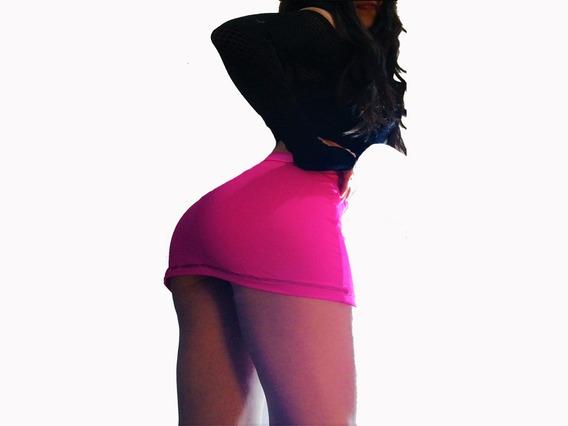 Mini Falda Sexy Rosita Más Regalo Sorpresa
