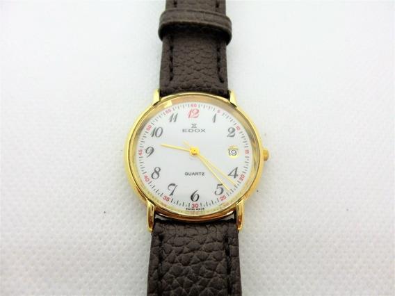 Reloj Edox Quartz