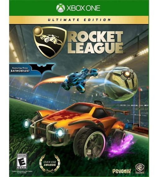 Rocket League Ultimate Edition Xbox One Midia Fisica Lacrado