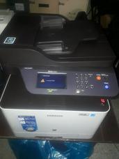 Multifuncional Samsung C1860fw