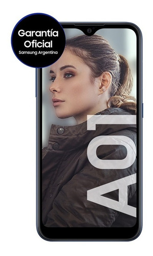 Samsung Libre Galaxy A01