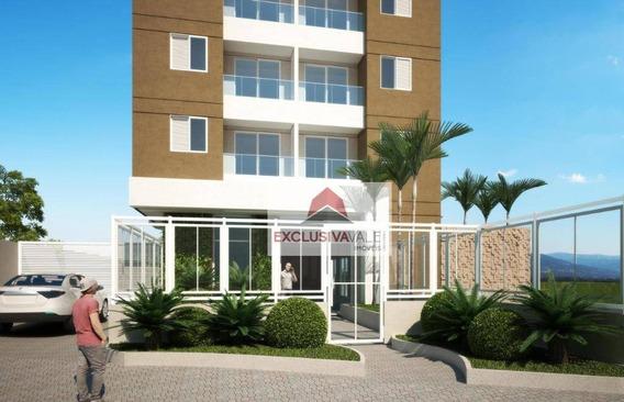 Apartamento Com 1 Dormitório À Venda, 35 M² Por R$ 240.000 - Jardim Aquarius - São José Dos Campos/sp - Ap2478