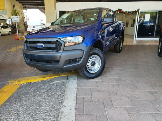 Ford Ranger Base Doble Cabina Gasolina Xl 2.5l 4x2 2020 Estr