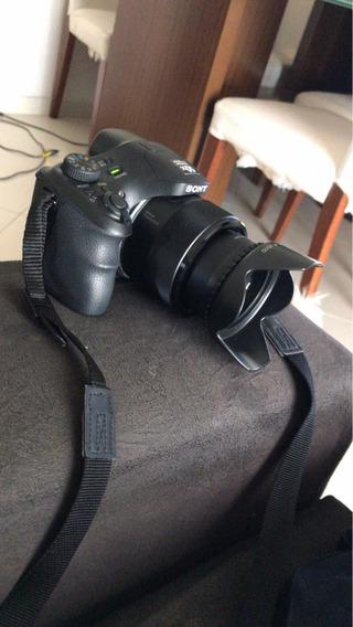 Câmera Da Sony - Comprada Nos Eua- Preço Negociável