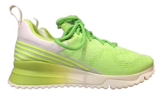 Tenis Sneakers Louis Vuitton Green Envío Gratis
