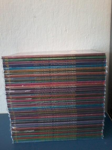 Coleção O Melhor Da Disney-as Obras Completas De Carl Barks