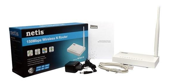 Roteador Netis Wireless 150 Mbps Wf2411e