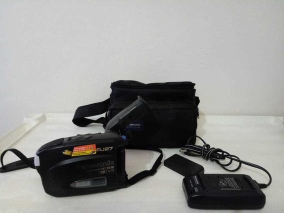 Filmadora Antiga Panasonic Rj27 ( Colecionador)