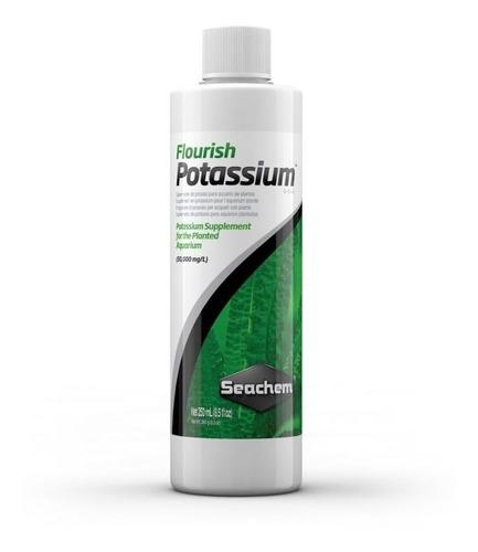 Fertilizante Para Acuarios Plantados Flourish Potassium