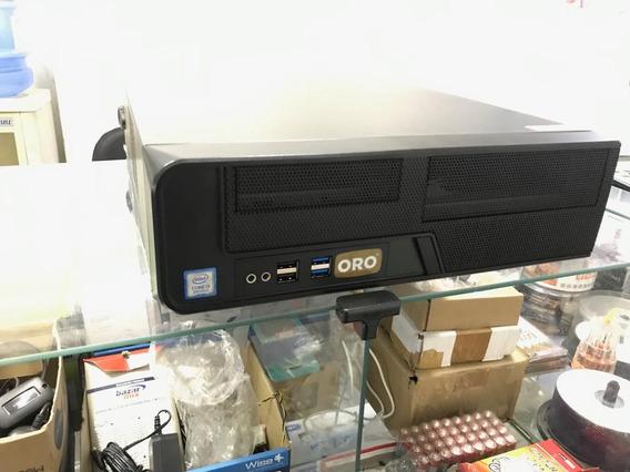 Desktop Oro I3 8geracao/hd 500/ 4gb