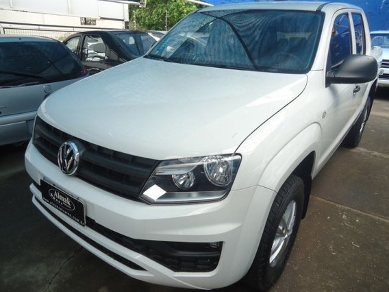 Volkswagen Amarok Se Cd 4x4 2.0 16v Tdi Biturbo, Gbo8727