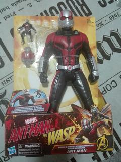 Muñeco Ant Man The Wasp Miniatura