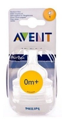 Tetinas Fluir Muy Lento X 2 - Philips Avent