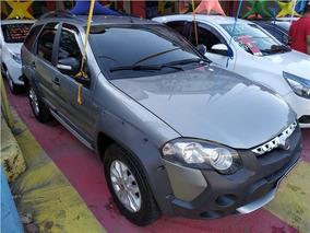 Fiat Palio 1.8 Mpi Adventure Weekend 16v Flex 4p Automático