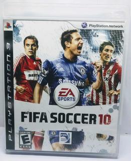 Fifa 10 Ps3 - Alemão Games