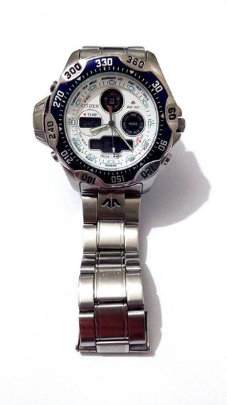 Reloj Citizen Promaster Para Caballero