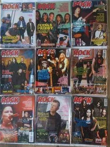 Revistas Heavy Metal E Henshins Dragon Ball Z