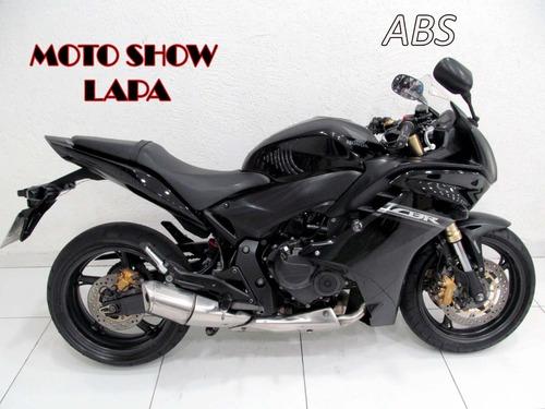 Honda Cbr 600f Abs 2012 Preta