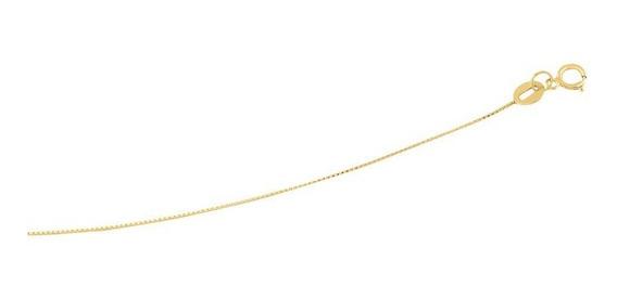Cadena Veneciana Ligera 40cm Oro 10k - 975