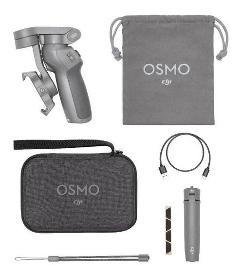 Estabilizador Gimbal Dji Osmo Mobile 3 Combo + Tripé + Case
